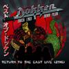 Dokken - Return to the East Live 2016  artwork