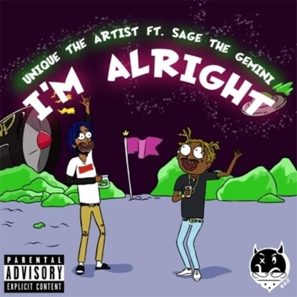 I'm Alright (feat. Sage the Gemini) - Single