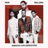 descargar bajar mp3 Reik & Maluma Amigos Con Derechos
