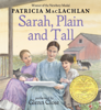Patricia MacLachlan - Sarah, Plain and Tall  artwork
