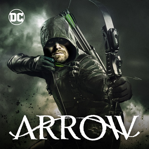 arrow staffel 5 start