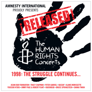Various Artists - Released! - The Struggle Continues 1998 (Live)