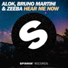 Alok, Zeeba & Bruno Martini - Hear Me Now  arte
