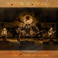 Fates Warning - The Light and Shade of Things (Live 2018) artwork