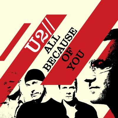 All Because of You - Single - U2