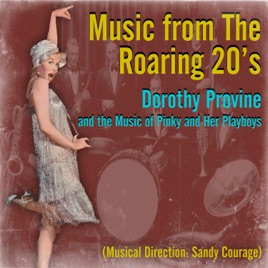 dorothy provine pinky and her playboysの music from the roaring