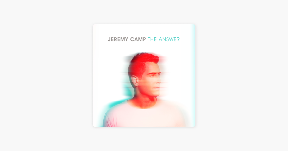 Jeremy Camp-Speaking Louder Than Before full album zip
