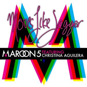 Maroon 5 - Moves Like Jagger feat. Christina Aguilera [Michael Carrera Darkroom Remix]