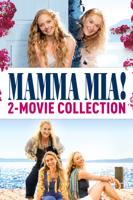 Universal Studios Home Entertainment - Mamma Mia! 2-Movie Collection artwork