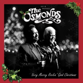 Very Merry Rockin' Good Christmas The Osmonds
