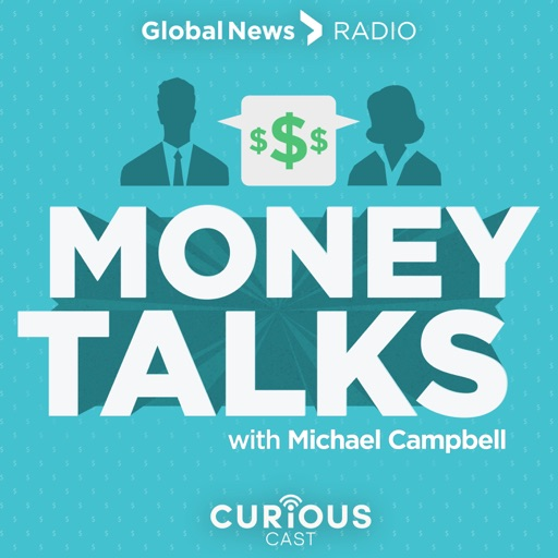 Cover image of Money Talks with Michael Campbell