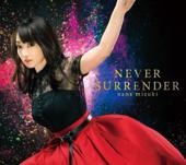 NEVER SURRENDER/水樹奈々ジャケット画像
