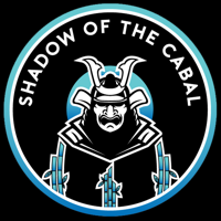 Podcast cover art for Shadow of the Cabal