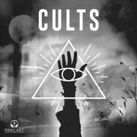 Podcast cover art for Cults