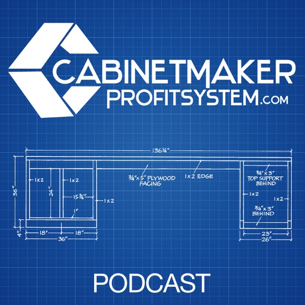 The cabinet maker profit system podcast i business owners i cabinet ep17 ryan yurek the blueprint of a family business malvernweather Choice Image