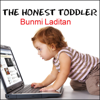 Bunmi Laditan - The Honest Toddler: A Child's Guide to Parenting  artwork