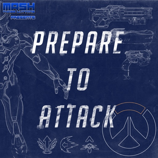 Cover image of Prepare to Attack: Learn Overwatch and it's Characters