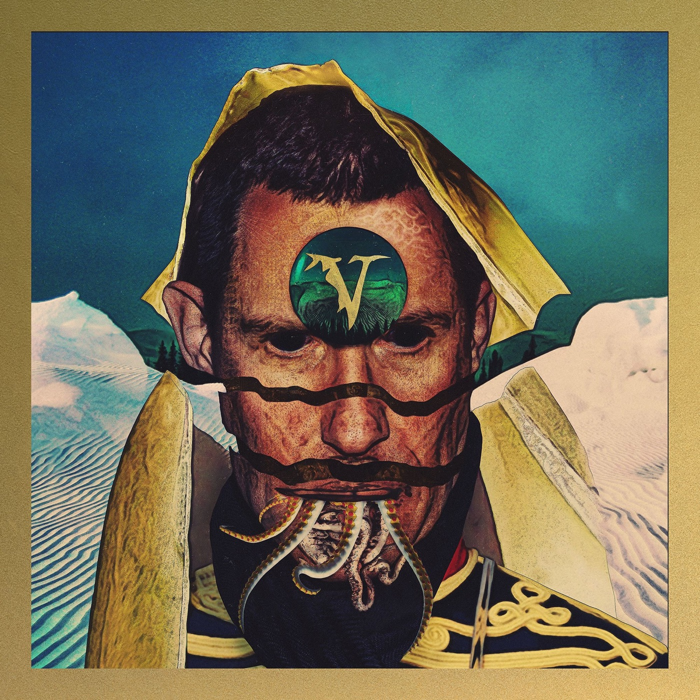 Veil of Maya - Overthrow [single] (2017)