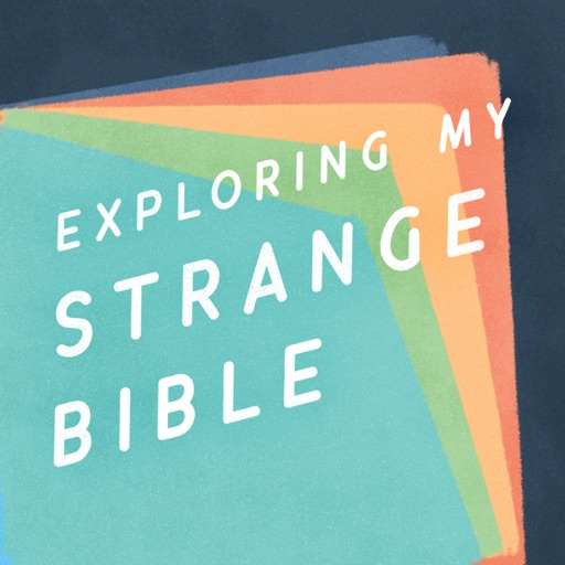 Cover image of Exploring My Strange Bible