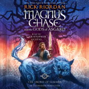 Magnus Chase and the Gods of Asgard, Book One: The Sword of Summer (Unabridged)