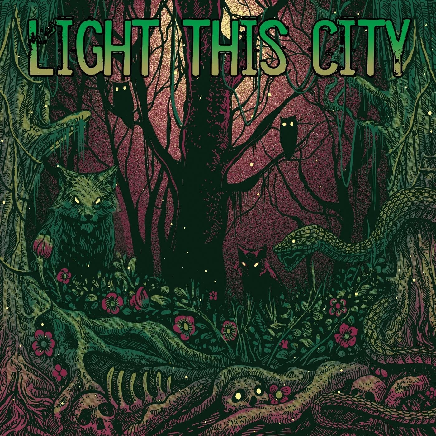 Light This City - Terminal Bloom [single] (2018)
