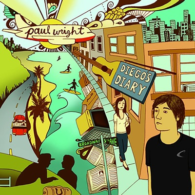 Diego's Diary - Paul Wright