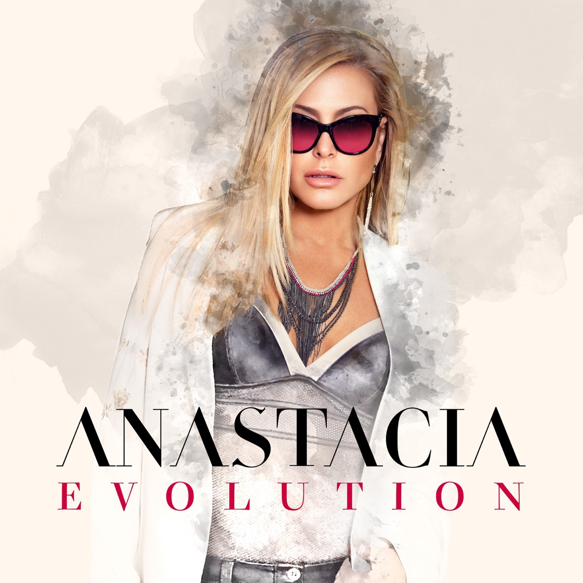Evolution Anastacia CD cover