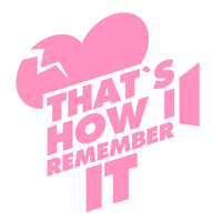 Podcast cover art for That's How I Remember It