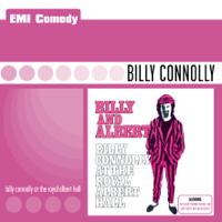 Billy Connolly - Billy and Albert - Billy Connolly at the Royal Albert Hall artwork