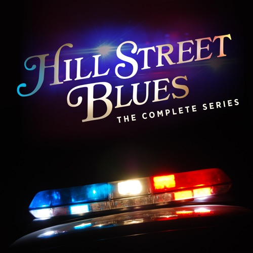 Hill Street Blues, The Complete Series movie poster