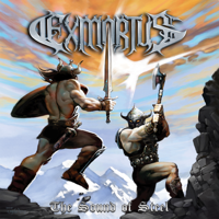 Exmortus - Feast of Flesh artwork