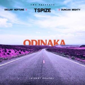 Tspize - Odinaka feat. DJ Neptune & Duncan Mighty