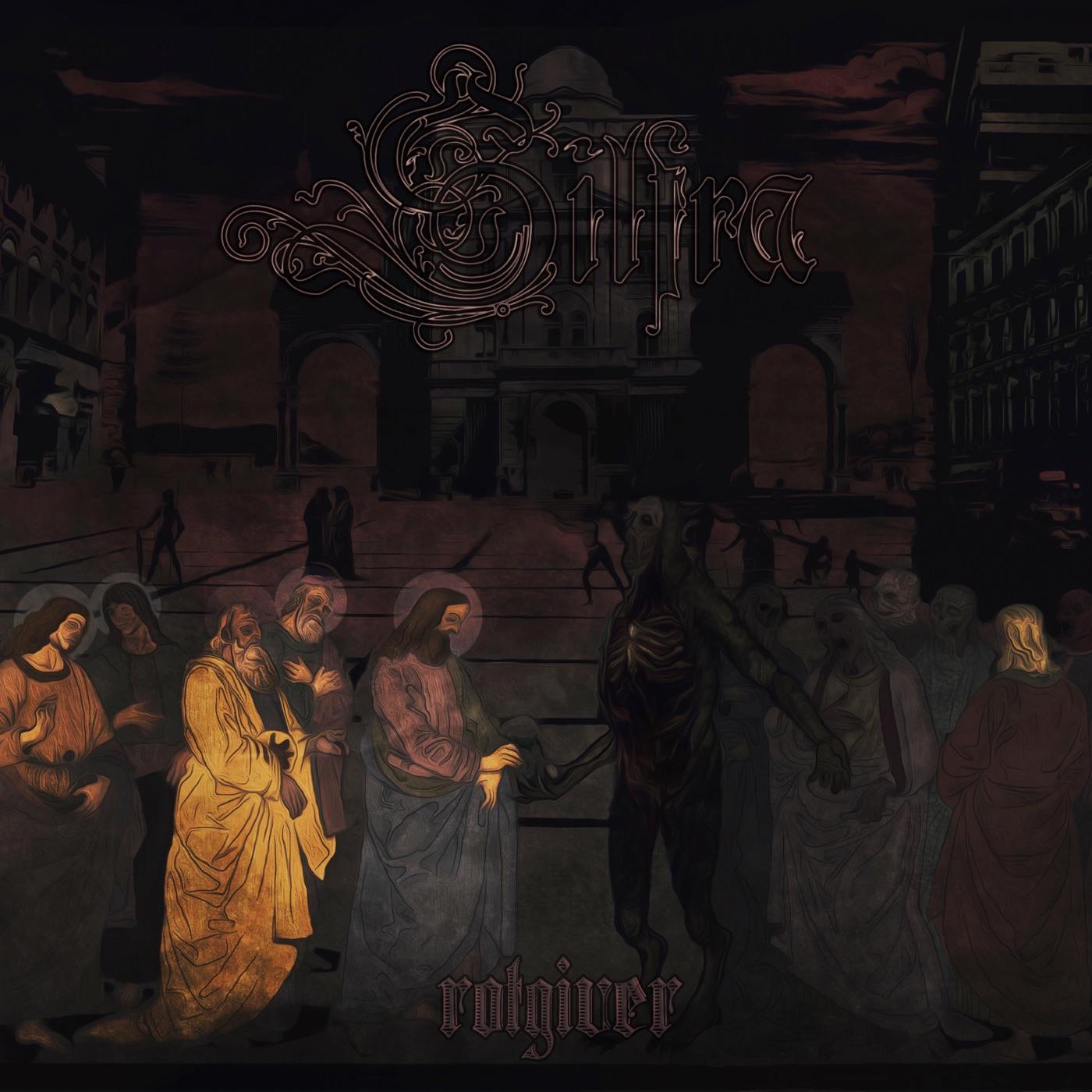 Silfra - Rotgiver [EP] (2018)