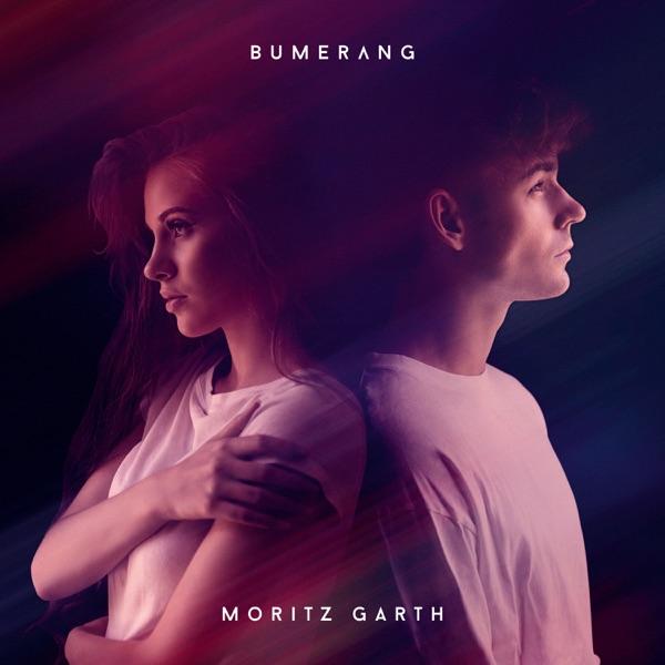 Moritz Garth mit Bumerang