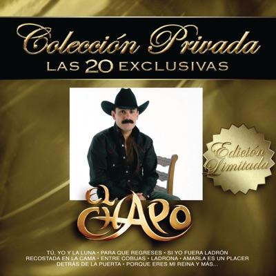 Colección Privada - Las 20 Exclusivas: El Chapo - El Chapo De Sinaloa