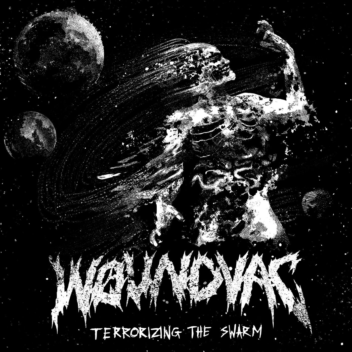 Woundvac - Terrorizing the Swarm (2018)