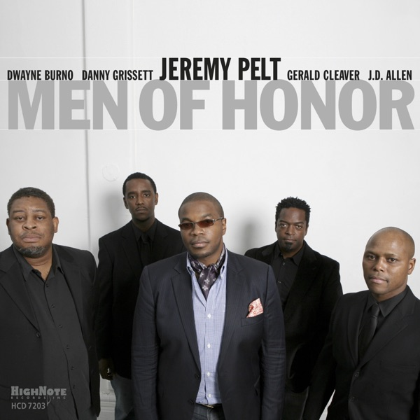 Men of Honor (feat. JD Allen & Danny Grissett)