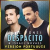 Despacito (Versión Portugués) - Single, Luis Fonsi & Israel Novaes