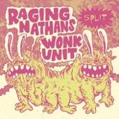 Wonk Unit - Raging Nathans Split 7 - EP