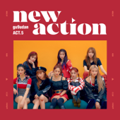 ACT.5 New Action  EP-gugudan