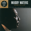 Muddy Waters - His Best 1947 To 1956 - The Chess 50th Anniversary Collection (Reissue)  artwork
