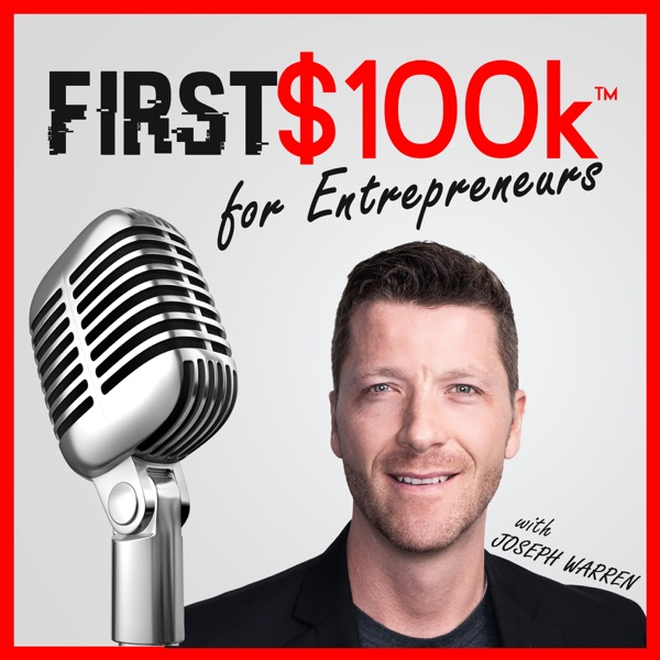 First 100K Podcast: Spirituality + Entrepreneurship   You're Just $100K Away™