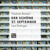 Thomas Brasch - Der schöne 27. September Grafik