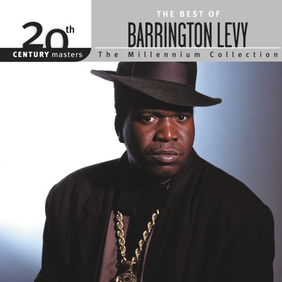 20th Century Masters - The Millennium Collection - The Best of Barrington Levy - Barrington Levy