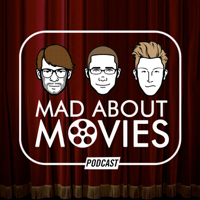 Podcast cover art for Mad About Movies