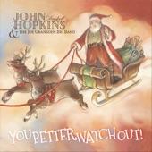 John Driskell Hopkins - Donde Esta Santa Claus (feat. Daniel De Los Reyes)