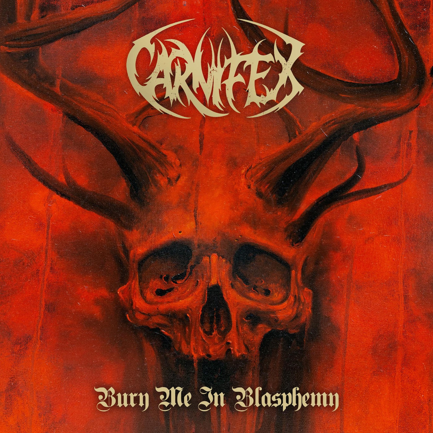 Carnifex - Bury Me In Blasphemy [EP] (2018)