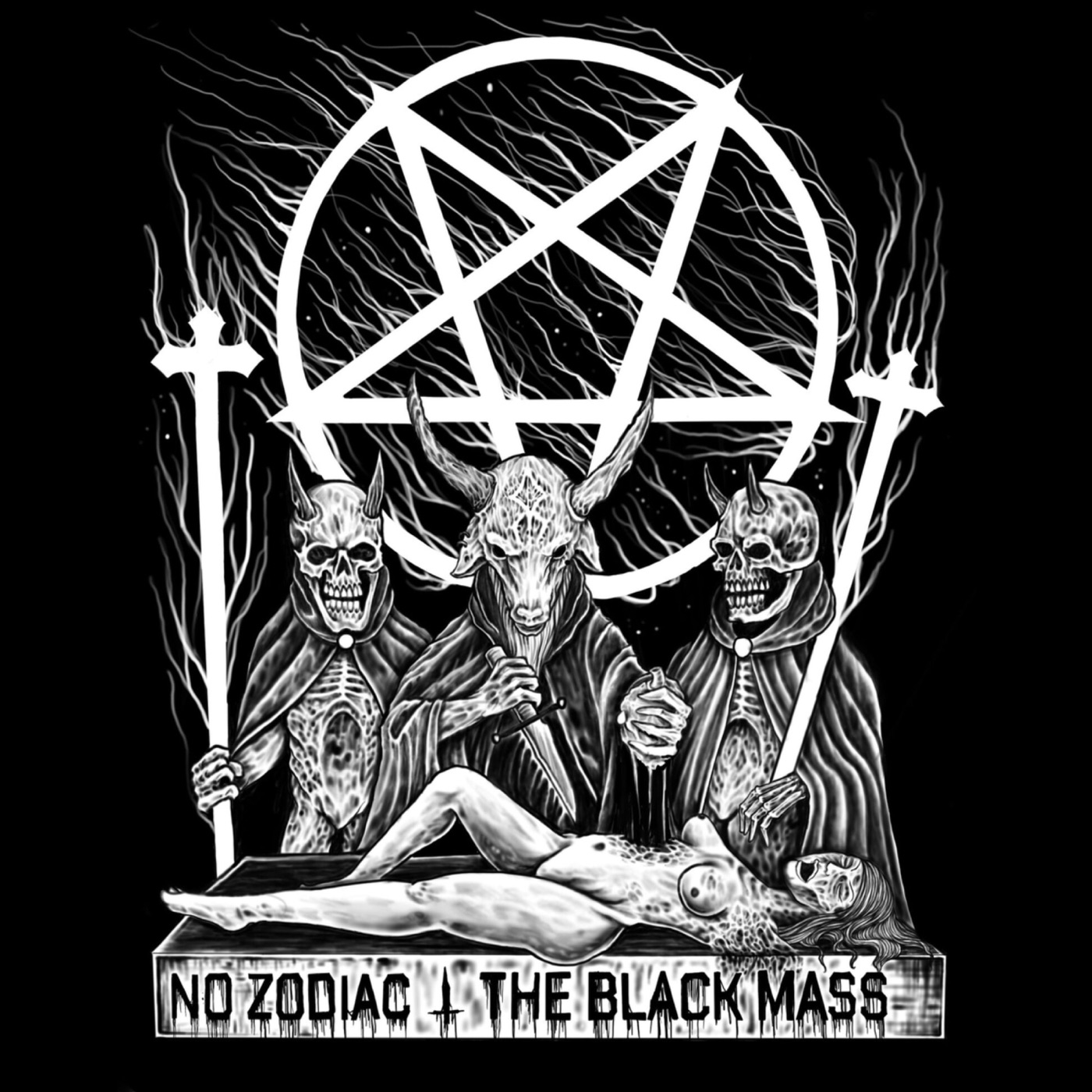 No Zodiac - Black Mass [Single] (2018)