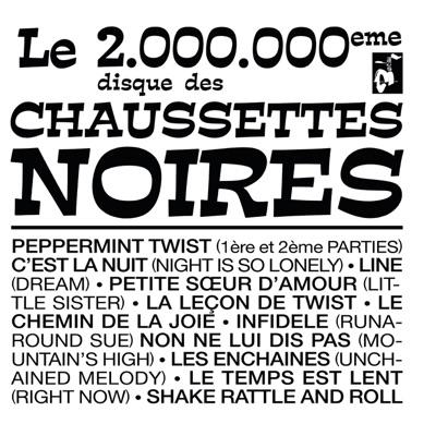Le 2.000.000ème disque des Chaussettes Noires - Les Chaussettes Noires