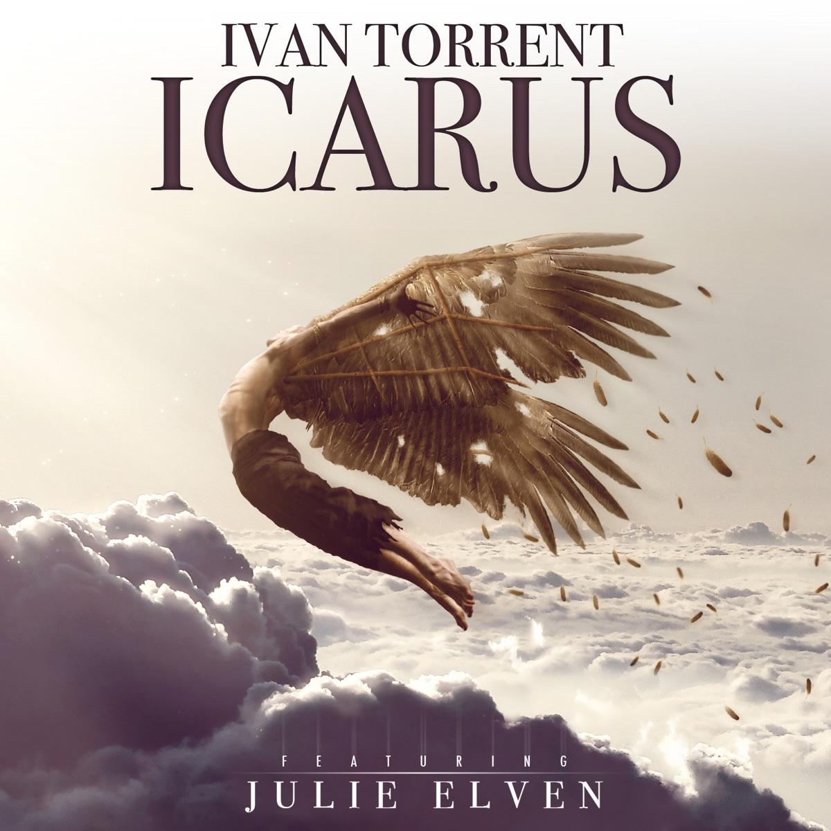 icarus album cover by ivan torrent